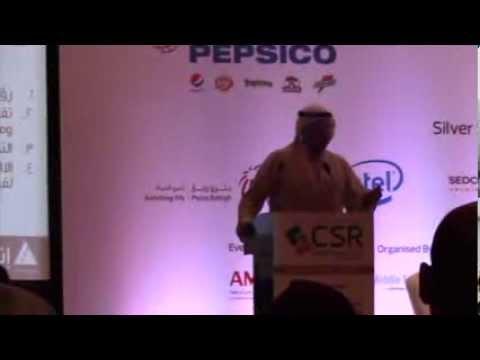 Nael Fayez  CSR Saudi Arabia 2013