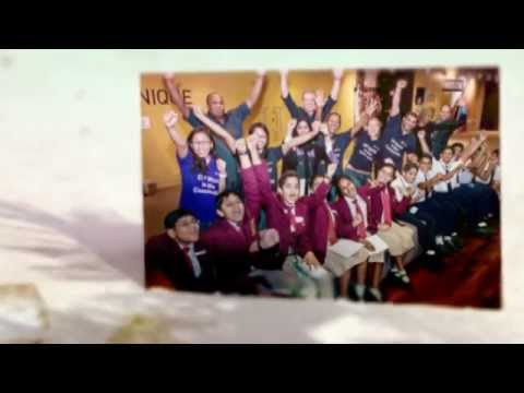 GROWING LEADERS PHARRELL HAPPY VIDEO!
