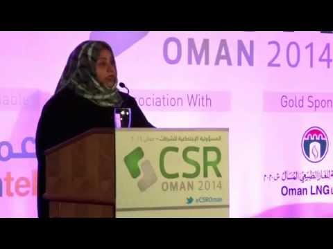 Omran's CSR Chief Shares Successful Case Studies