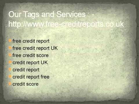 credit score @ free-creditreports.co.uk