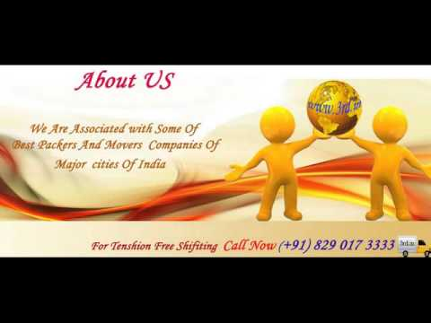 Top 3 Packers And Movers Service Provider India