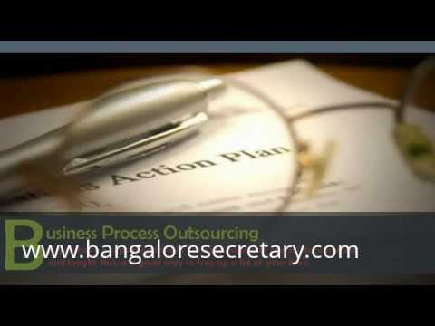 Business support in Bangalore,Secretary Service in Bangalore, Interview in Bangalore,