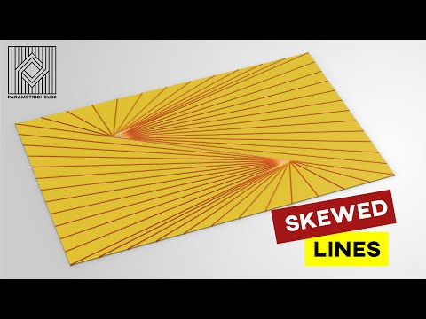 Skewed Lines