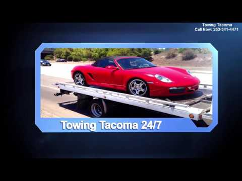 Towing Services in Tacoma, WA