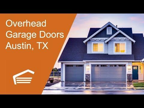Overhead Garage Door Austin, TX | (512) 571-4585