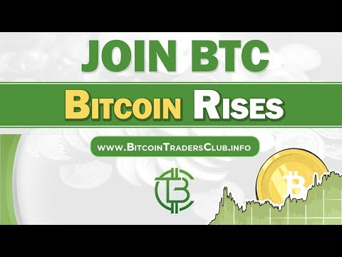 Bitcoin Traders Club | Bitcoin The New Money in town!