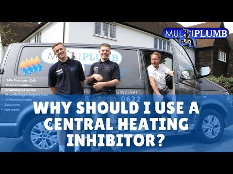 Central Heating Inhibitor: Why Should I Use A Central Heating Inhibitor?