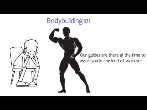 Bodybuilding Basics: Where to Start if You Wanna Build a Lean Muscular Physique