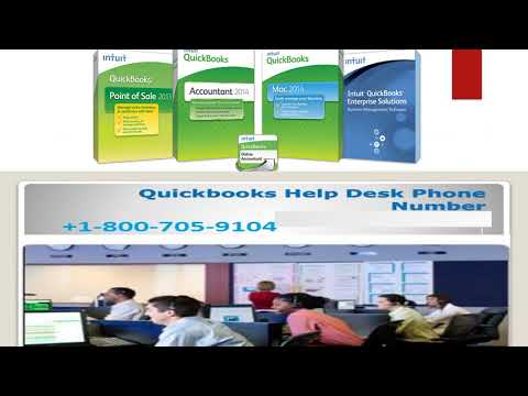Avail Help Services with QuickBooks Help Number +1-800-705-9104