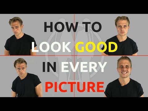 Model Poses | How To Look Good In Photos | Look Photogenic In Pictures | Male Model Poses