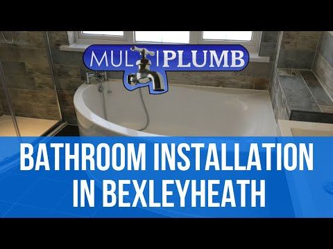 Bathroom Installation Bexleyheath in Kent MultiPlumb Plumbing Heating | Bathroom Fitting Bexleyheath