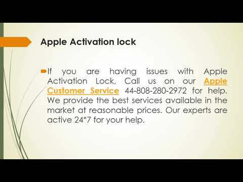 Apple Support Number UK@ 44 808 280 2972