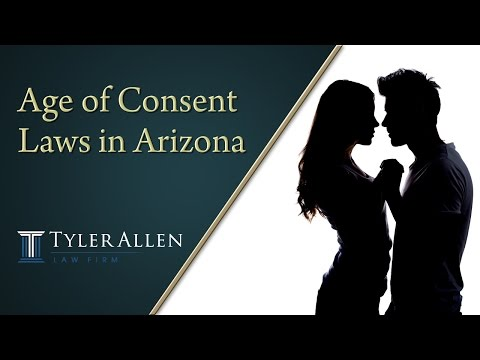 Age of Consent Laws in Arizona