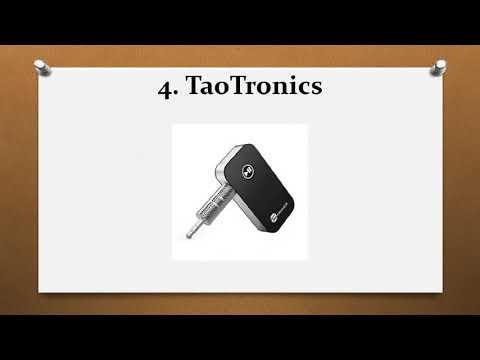 Top 10 Best Bluetooth Transmitters