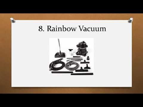 Top 10 Best Rainbow Vacuum Cleaners