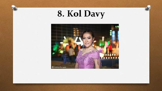 Top 10 Most Beautiful Khmer Female Stars