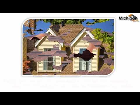 Roofing contractros wyandotte Michigan