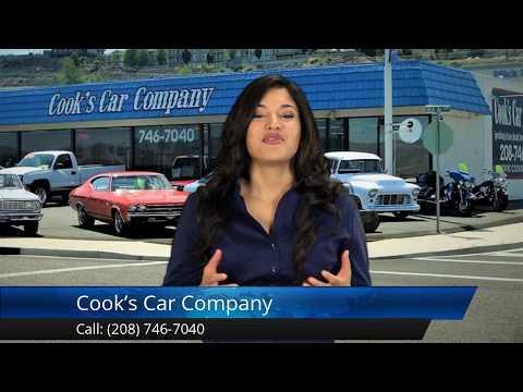 Cook's Car Company Lewiston Idaho Used Cars
