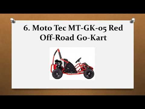 Top 10 Best Off Road Go Karts
