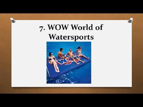 Top 10 Best Floating Water Mats