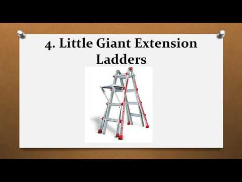 Top 10 Best Extension Ladders