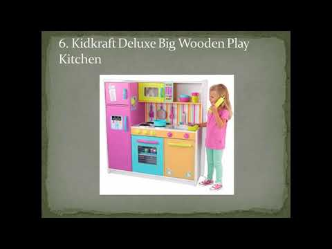 Top 10 Best Wooden Play Kitchens