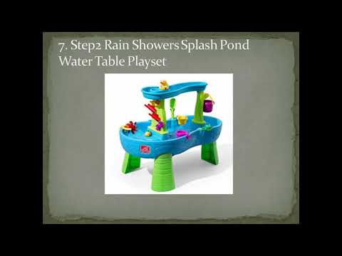 Top 10 Best Water Table for Kids