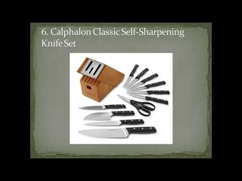 Top 10 Best Calphalon Knife Set