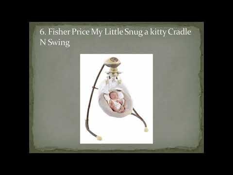 Top 8 Best Baby Swing