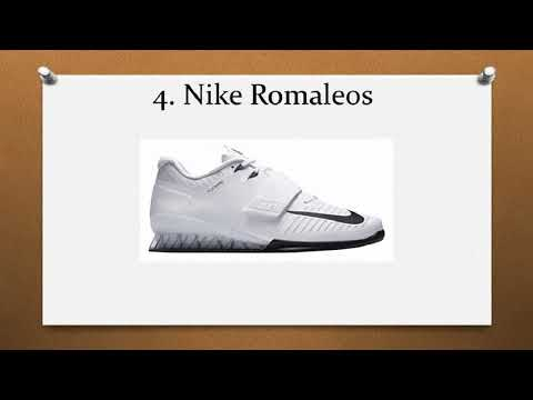 Weightlifting Shoes – Top 8 Best Nike Romaleos