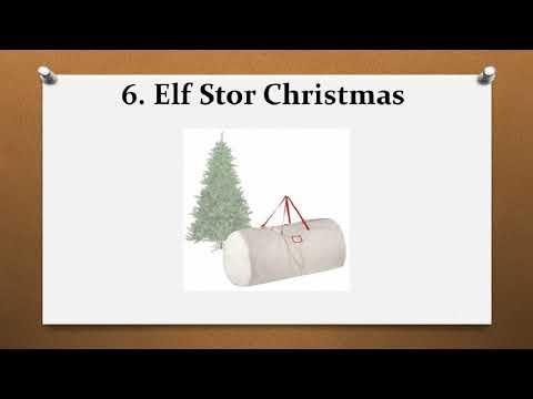 Top 10 Best Christmas Tree Storage Bags in 2018