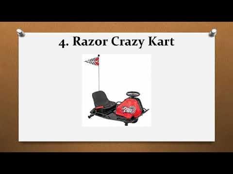 Top 5 Best Razor Go karts