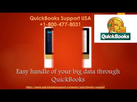 QuickBooks Support number +1-800-477-8031 For Issues