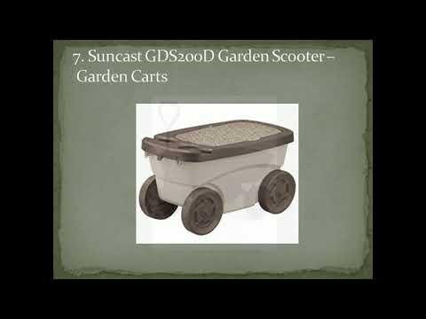Top 10 Best Garden Carts