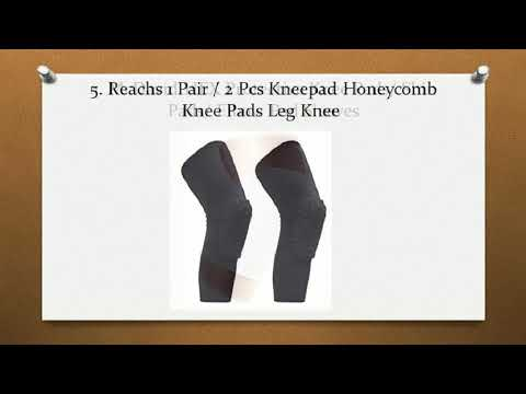 Top 10 Best Knee Pads for Basketball in 2018 Reviews