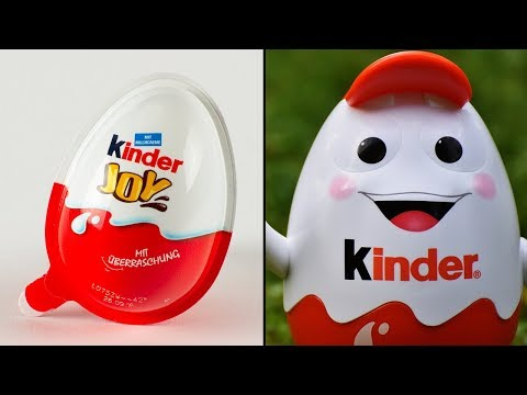 Egg Surprise Toys Compilation Videos For Kids with Yummy Kinder Chocolate