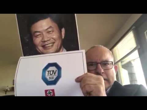 TUV-SUD - Unofficial Accreditation And Overseen By China-Led IAF