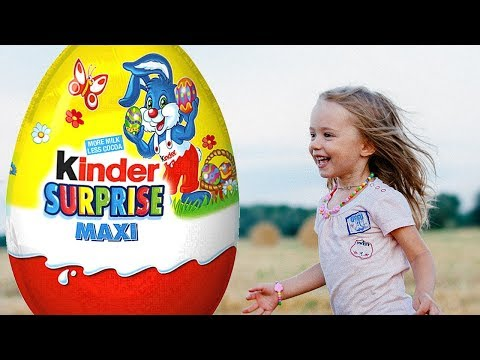Kinder Surprise Eggs Big | Kinder Surprise Eggs Bing SurpriseToys