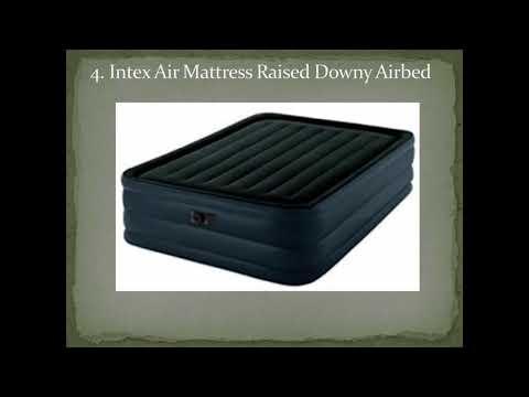Top 10 Best Air Mattresses