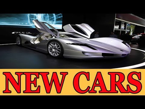 New cars 2018- concept car - Top 10 Best new upcoming cars