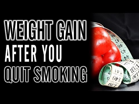 Use These Tips To Keep The Weight Off When You Quit Smoking