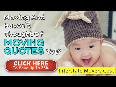 Interstate Movers Cost | Get 7 FREE Moving Quotes & Save Up To 35%