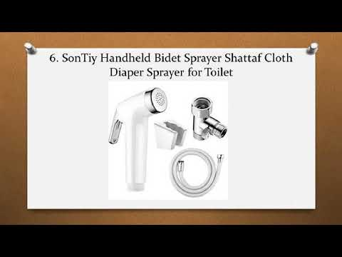 Top 10 Best Cloth Diaper Sprayers in 2018 Reviews