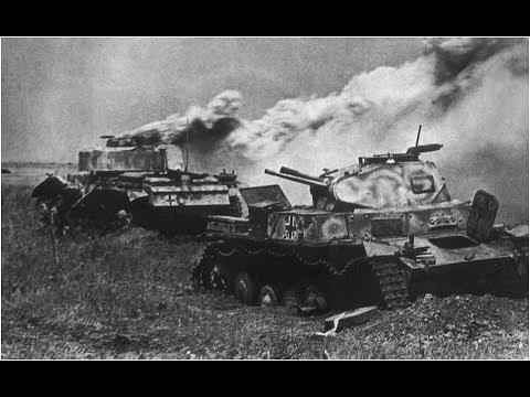 Campo De Batalla: La Batalla De Kursk (2000) - Documental Completo En Castellano