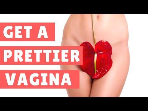 Get A Prettier Vagina + FREE eBook