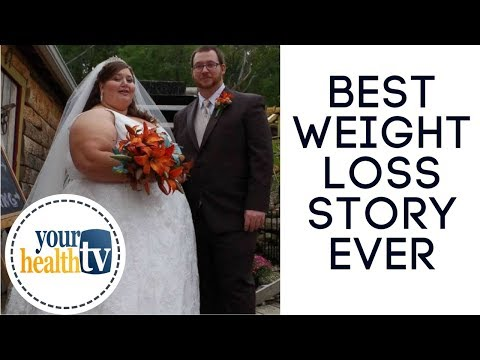Best Weight Loss Story (Ever) - Couple Loses 400 Pounds in Inspirational Weight Loss Journey