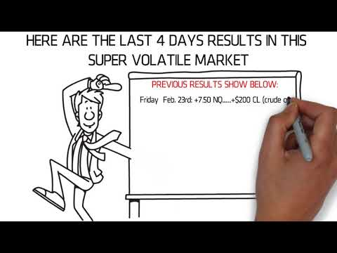 Let's make daily cash trading futures….last 4 days updated results