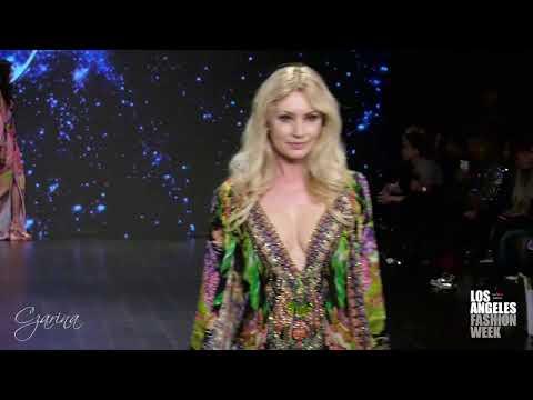 Czarina at Los Angeles Fashion Week powered by Art Hearts Fashion LAFW