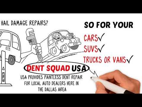 Benefits of Paintless Dent Repair