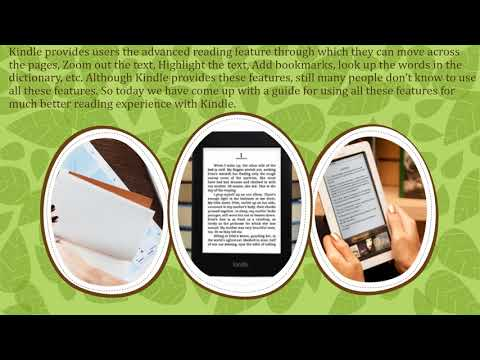 Best Features For Amazon Kindle E Reader